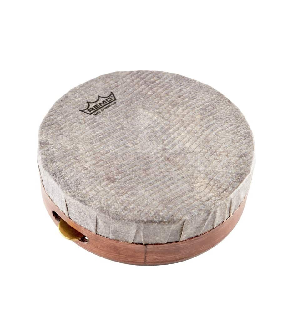 Buy remo Kanjira Traditional 7 Diameter Antique Veneer Melody House