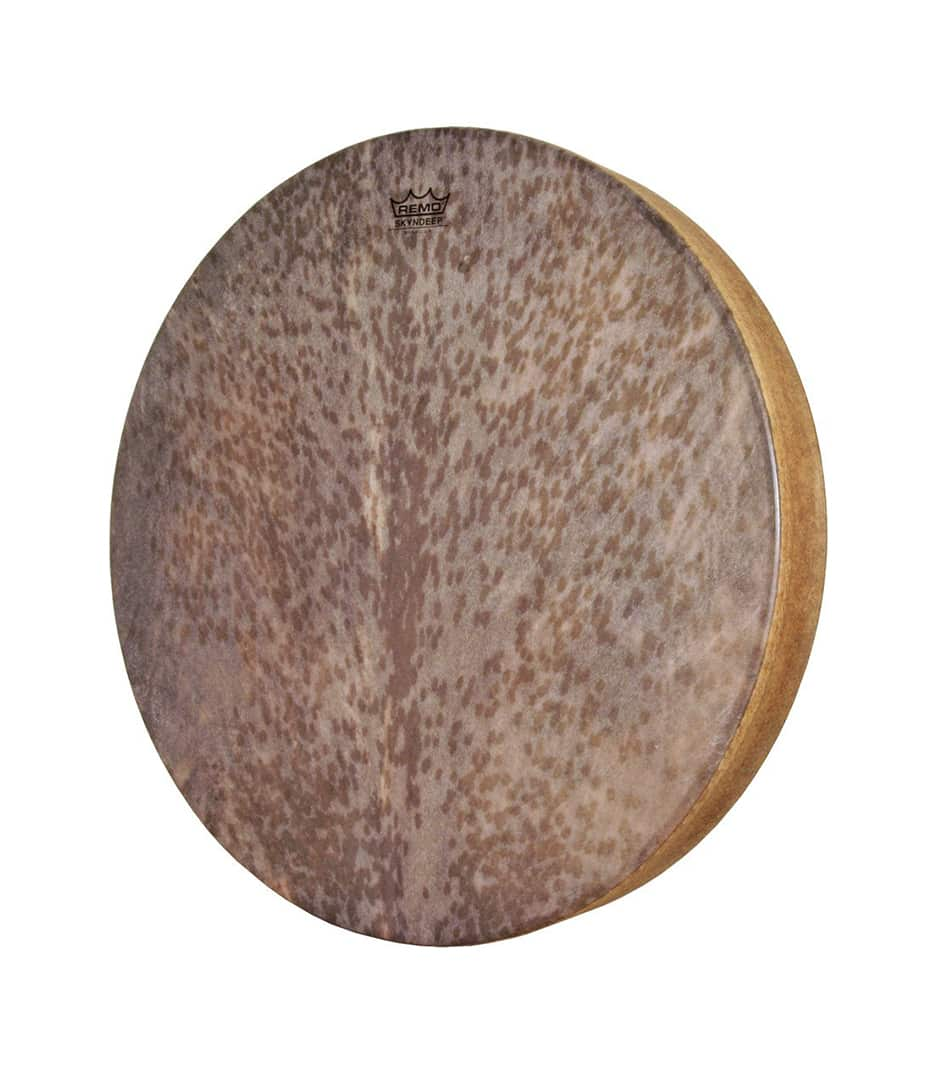 Buy Remo - Tar Frame Drum SKYNDEEP Fixed Goat Brown Graphi