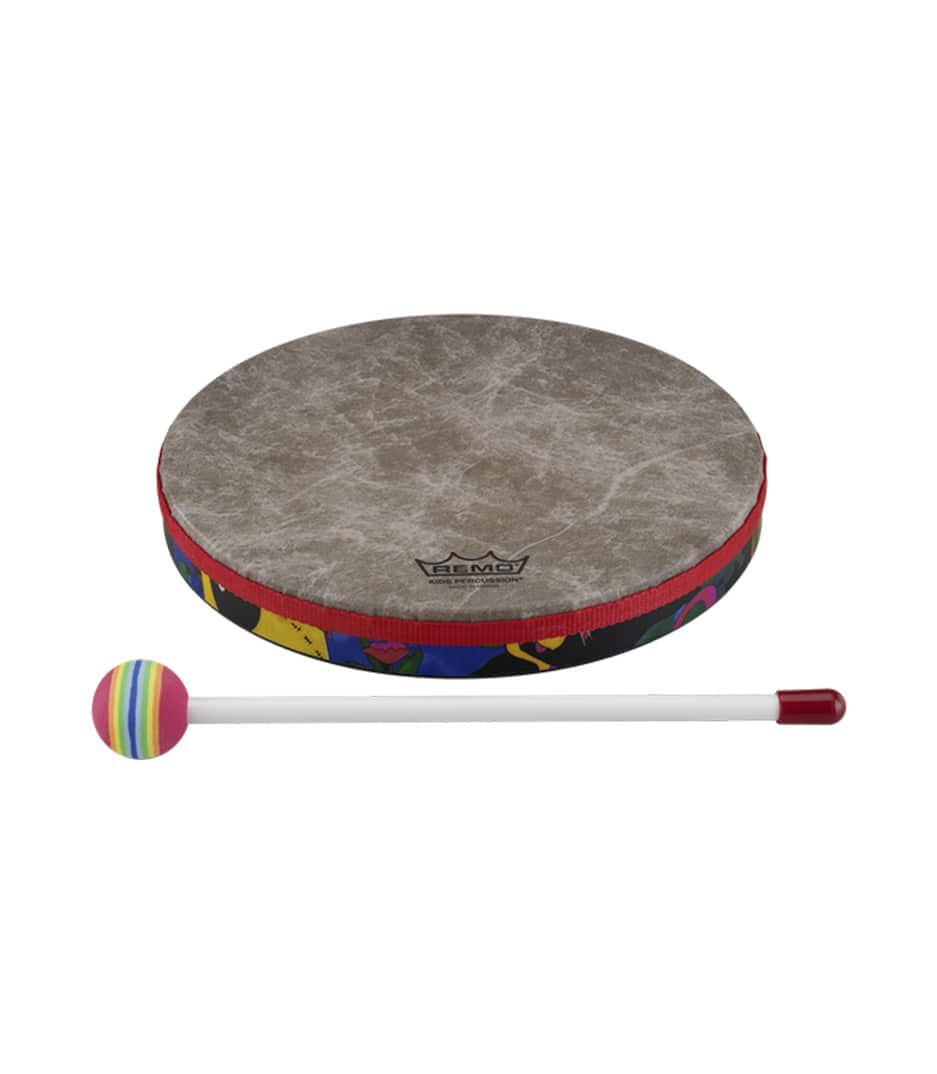 Buy remo Drum KIDS PERCUSSION Hand Drum 8 Diameter 1 Melody House
