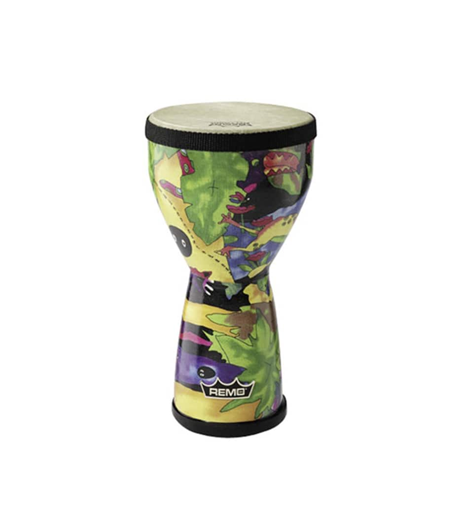 Buy remo Drum Kids PercussionDoumbek Fabric Rain Forest Melody House