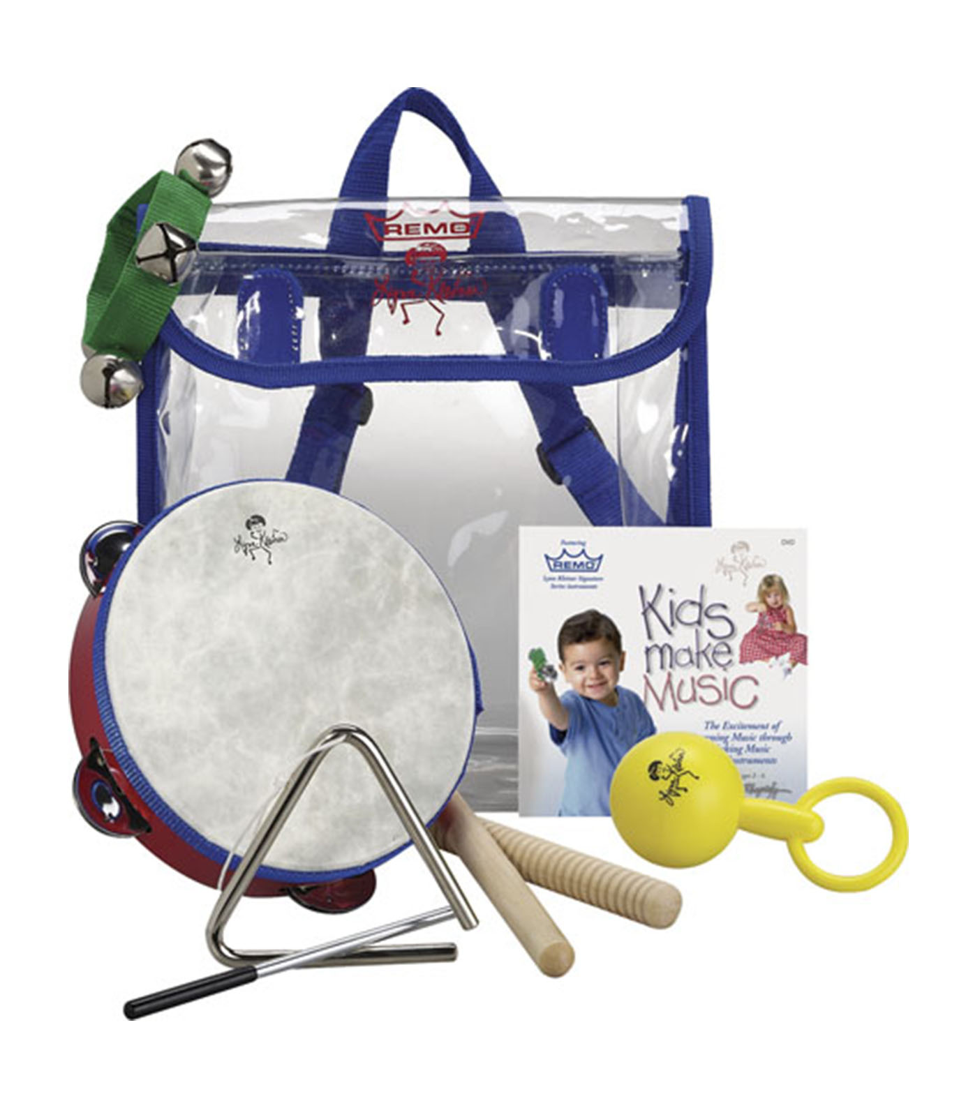 Buy remo Kids Make Music Kit w DVD Melody House