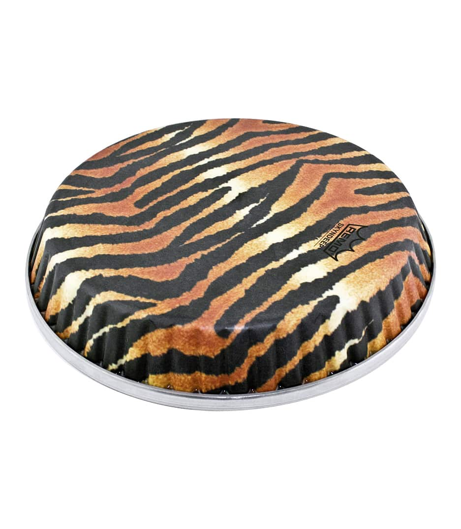 Buy remo Conga Drumhead Symmetry Skyndeep Tiger Stripe Melody House