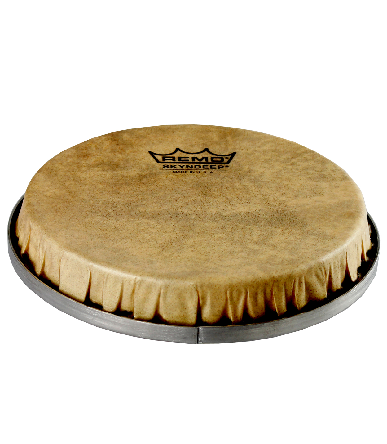 Remo - Bongo Drumhead R Series 7 15 SKYNDEEP Calfs - Melody House Musical Instruments