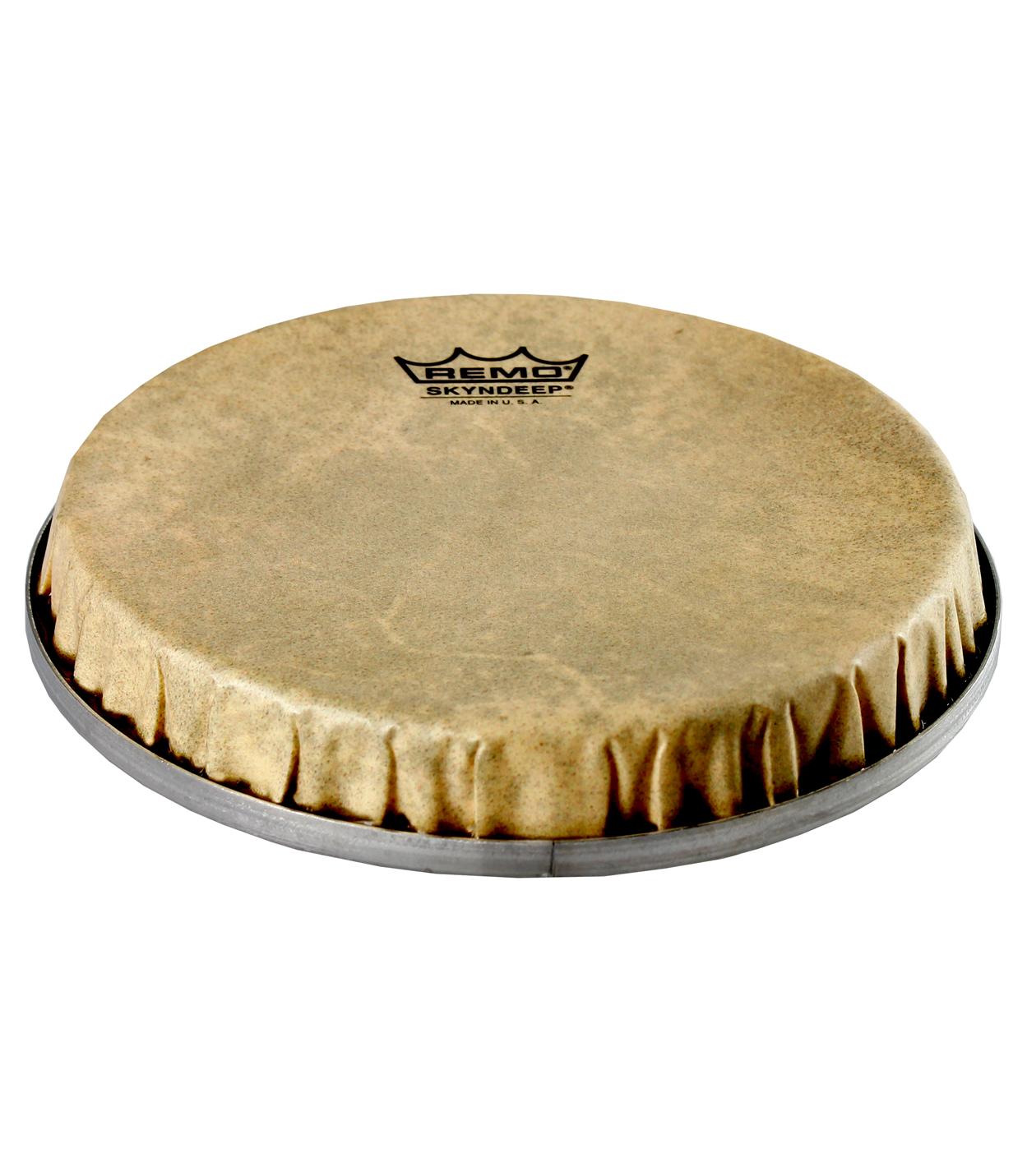 buy remo bongo drumhead r series 9 00 skyndeep calfs