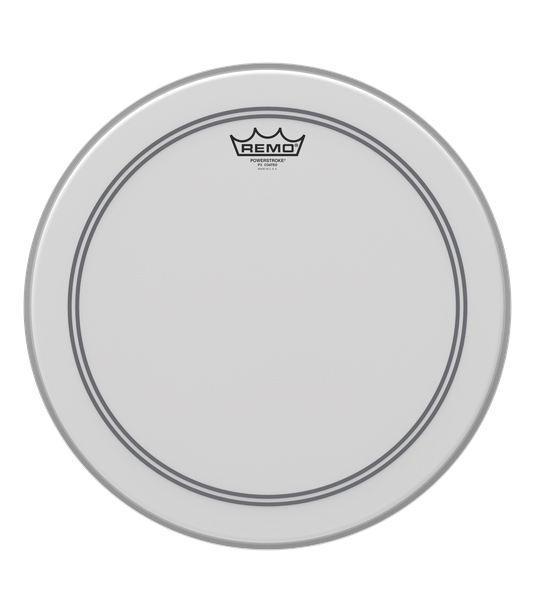 Buy remo Batter POWERSTROKE 3 Coated 16 Diameter Melody House