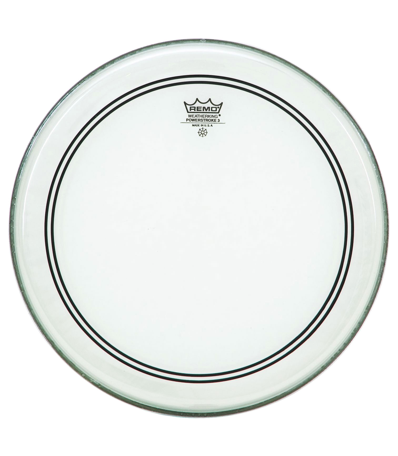 Buy remo Batter POWERSTROKE 3 Clear 8 Diameter Melody House