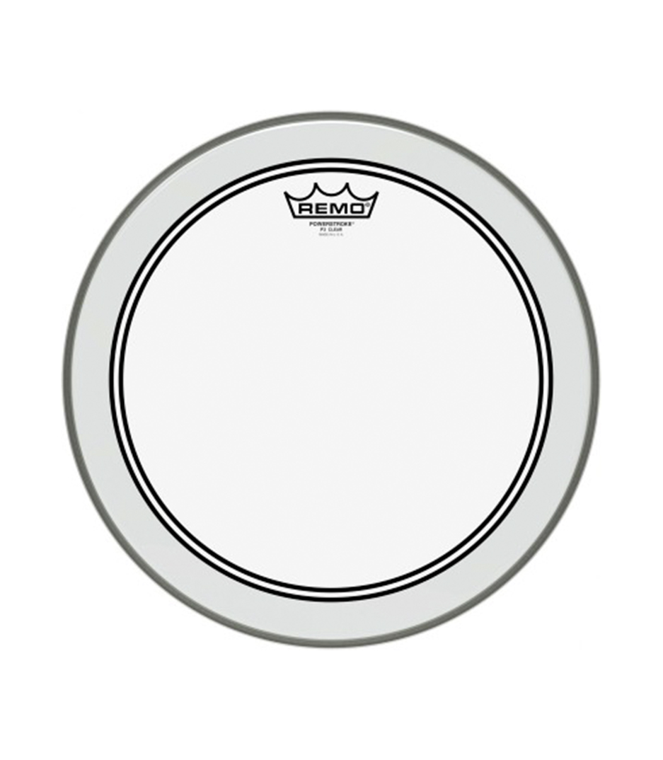 Remo - Batter POWERSTROKE 3 Clear 14 Diameter