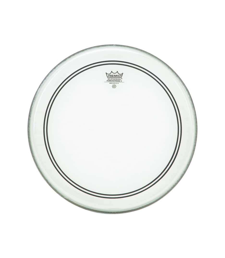 Buy remo Powerstroke 3 Clear 16 Diameter Melody House