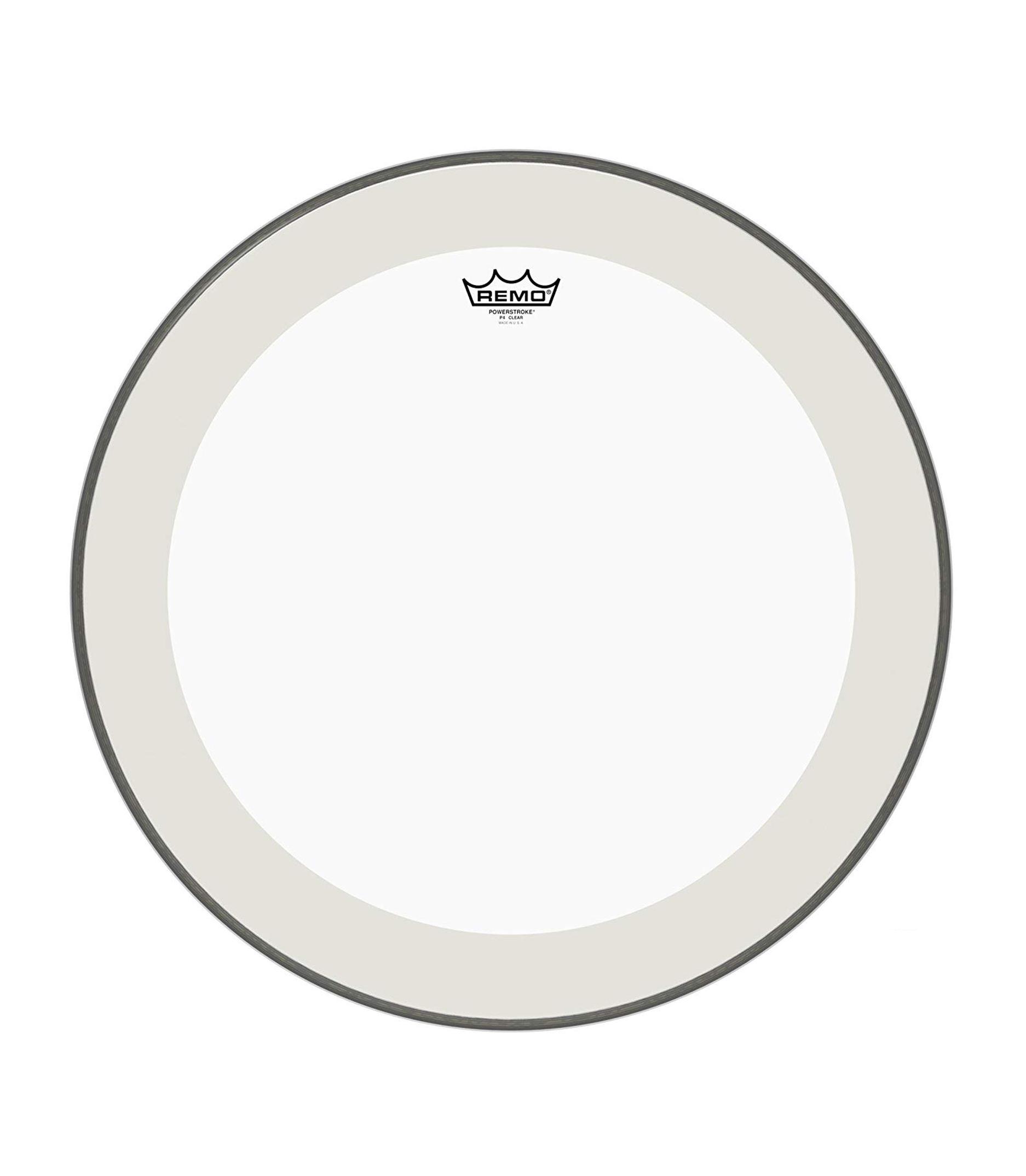 buy remo bass powerstroke 4 clear 22 diameter with im