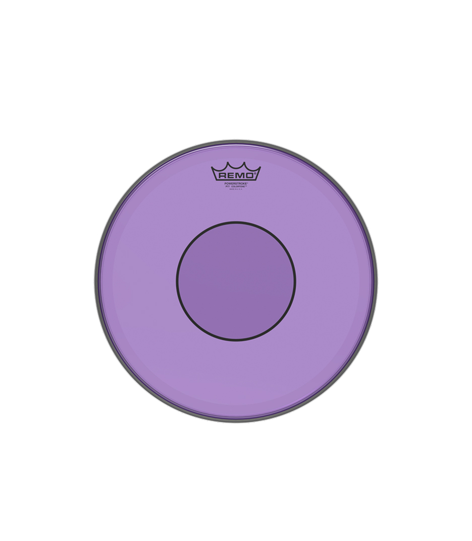 Remo - P7 0314 CT PU Powerstroke 77 Colortone Purple Dr