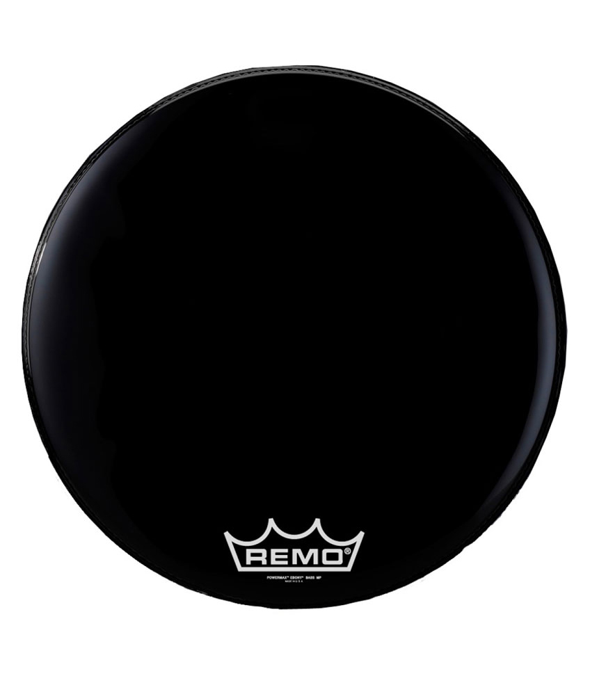 Buy remo Bass POWERMAX EBONY 18 Diameter MP Melody House