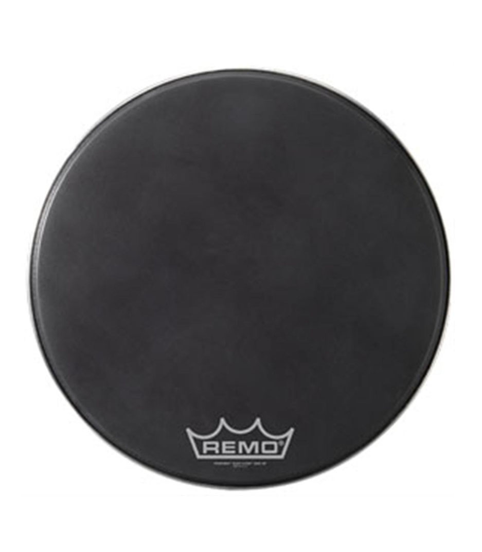 Buy remo Bass POWERMAX BLACK SUEDE 14 Diameter MP Melody House
