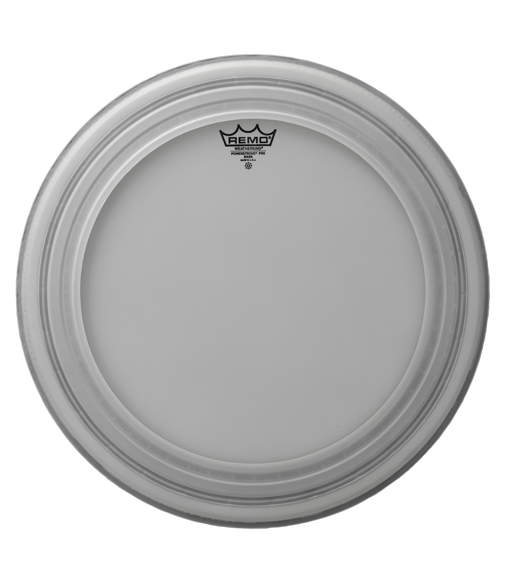 buy remo bass powerstroke pro coated 20 diameter