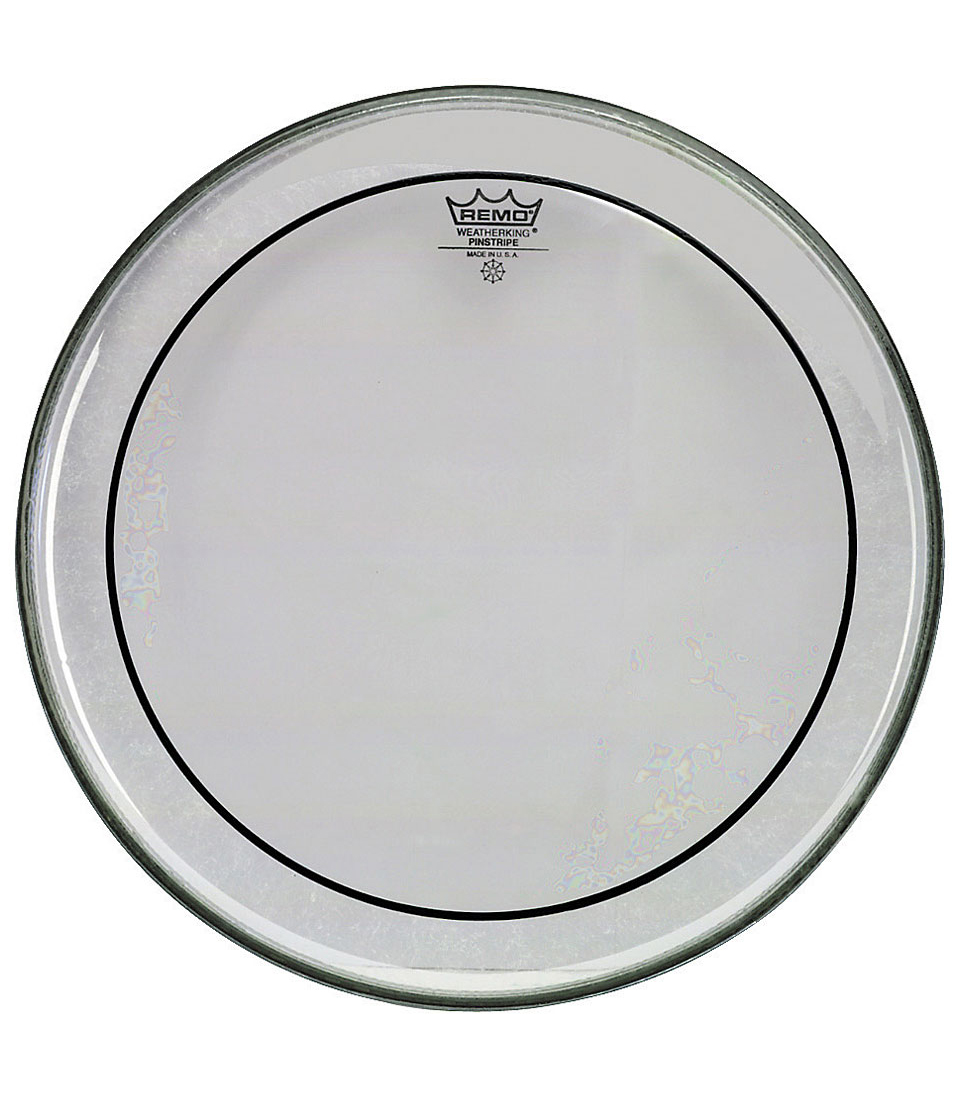 Buy remo Batter PINSTRIPE Clear 8 Diameter Melody House