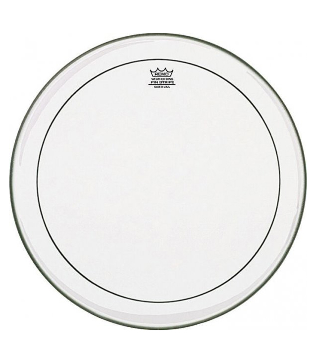 Buy remo Batter PINSTRIPE Clear 10 Diameter Melody House