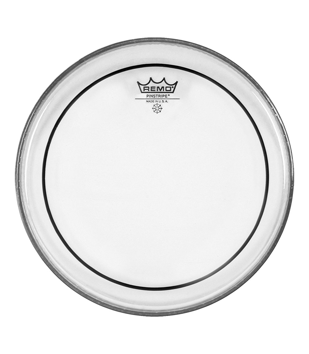 Buy remo Bass PINSTRIPE Clear 20 Diameter Melody House