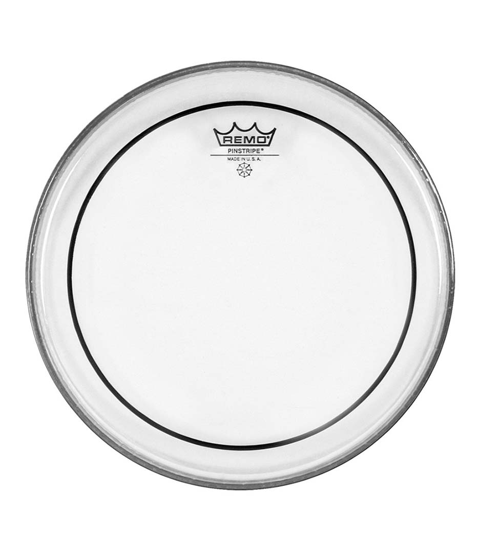 Remo - Bass PINSTRIPE Clear 22 Diameter