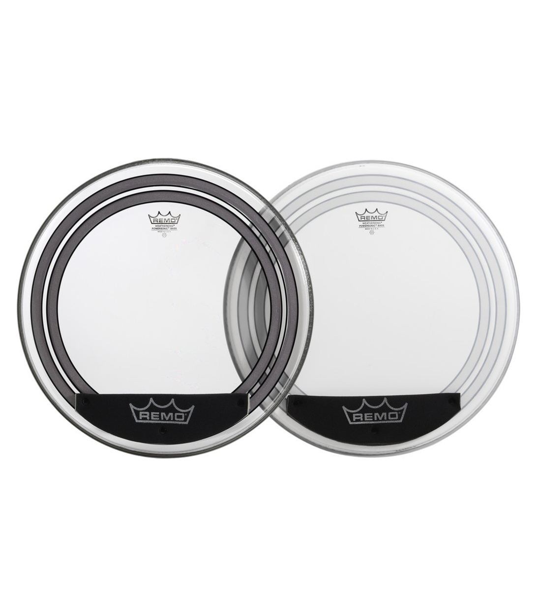 Buy Remo - Bass POWERSONIC Coated 20 Diameter