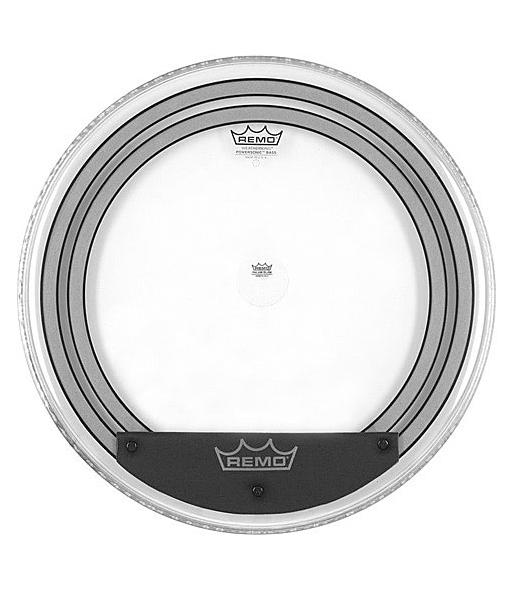 Buy Remo - Bass POWERSONIC Clear 20 Diameter