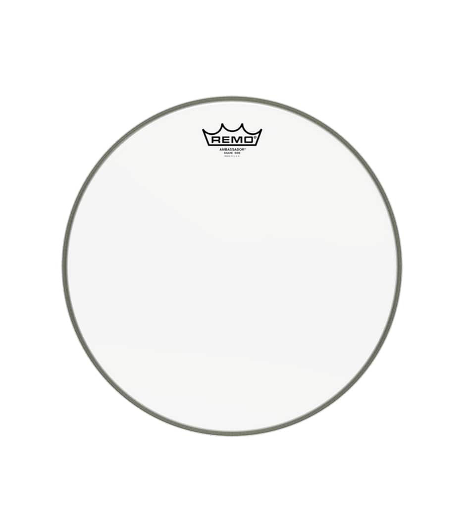 Buy remo Ambassador Hazy Snare 14 Diameter Melody House