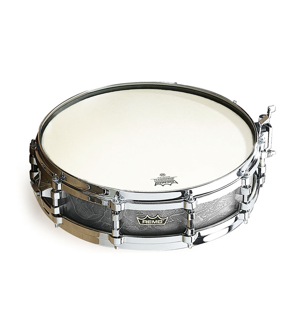 buy remo 3 5 x 14 nickel snare gold crown special