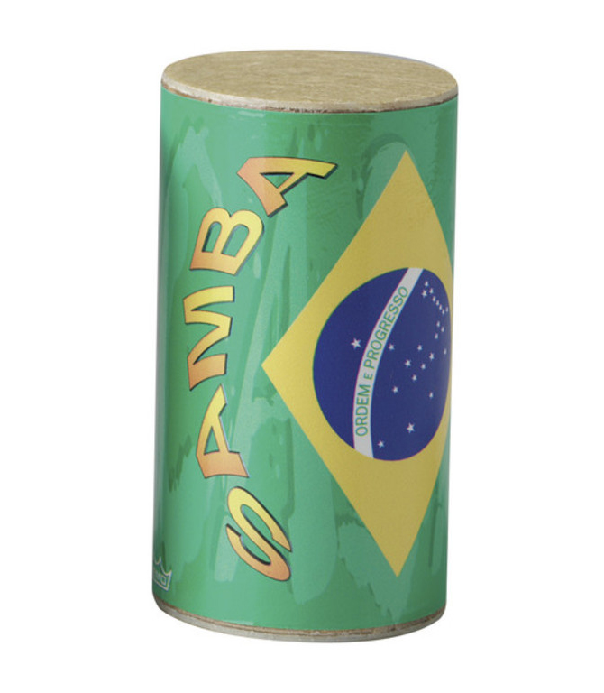 buy remo bossa shaker 2 1 4x4 samba finish