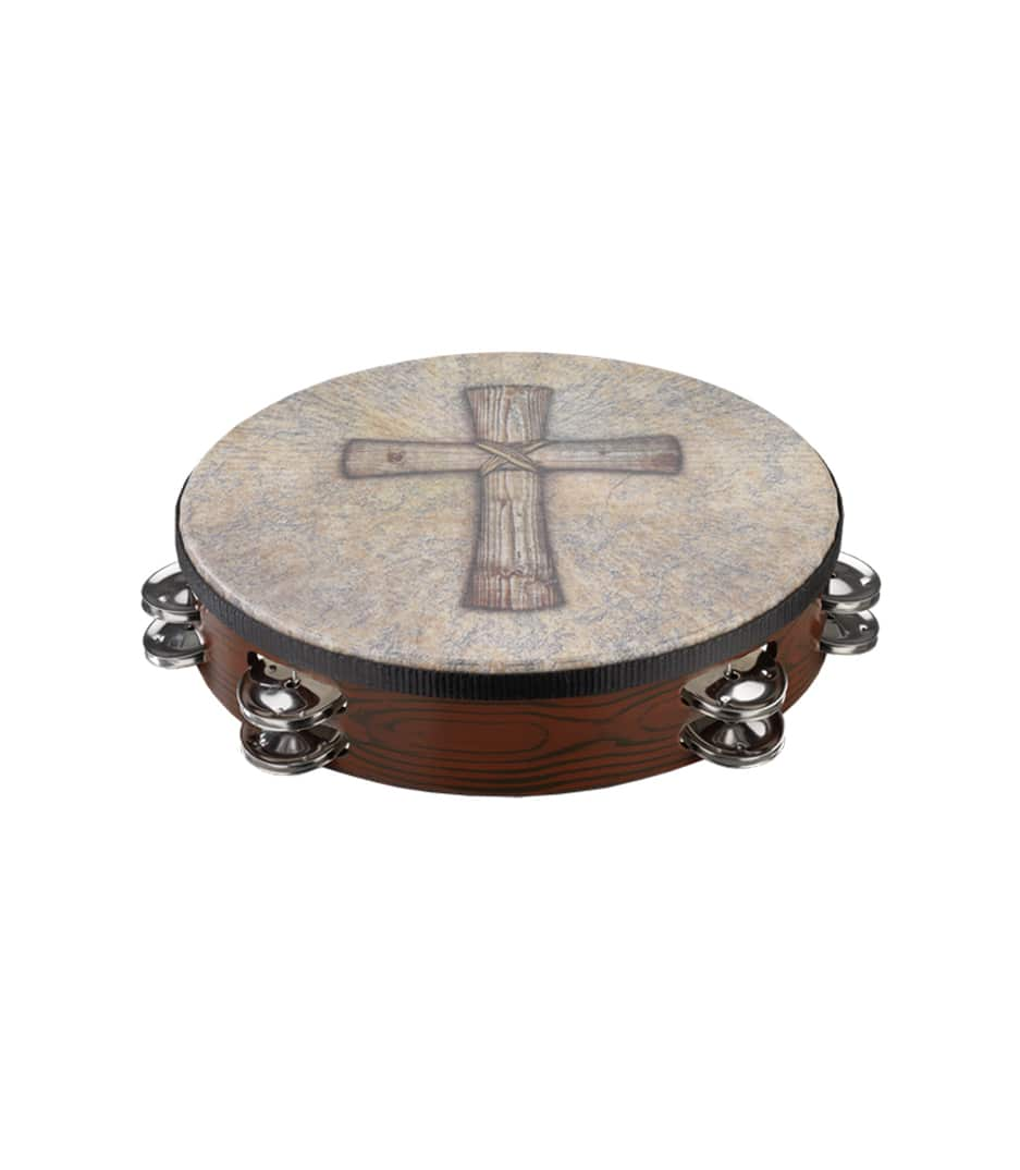 buy remo tambourine gospel church 10 x 2 skyndeep