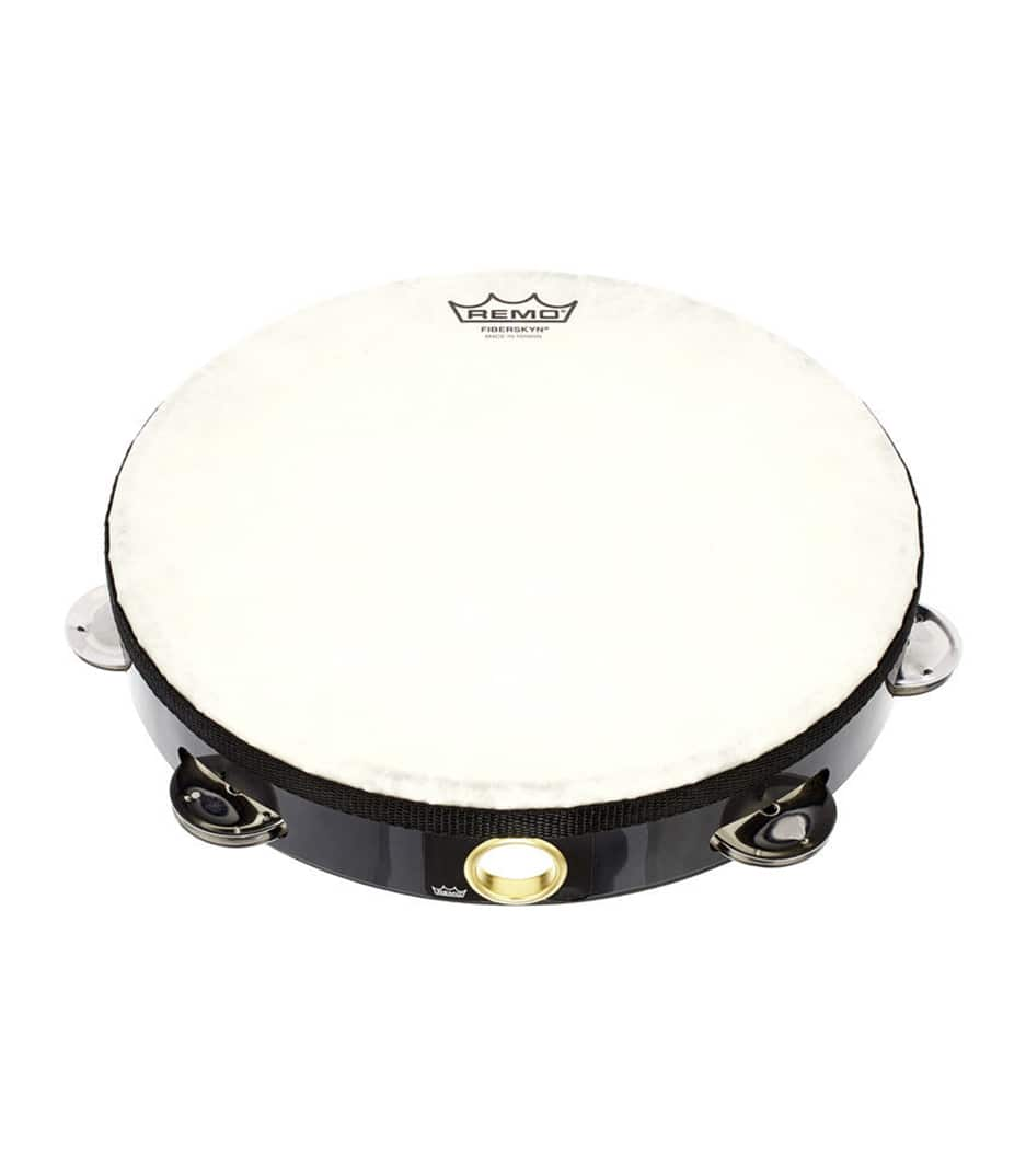 Buy remo Tambourine Pre Tuned 10 Diameter Melody House