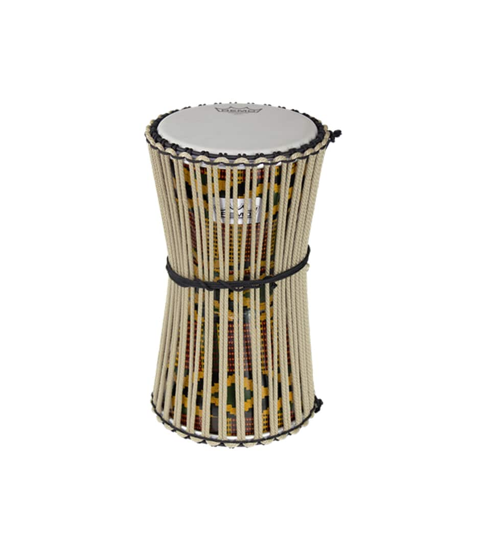 Remo - Talking Drum 8 X 16 Height SUEDE Drumhead Ro - Melody House Musical Instruments