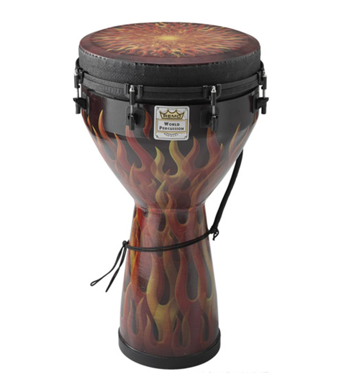 buy remo djembe mondo designer series key tuned 14 x 30