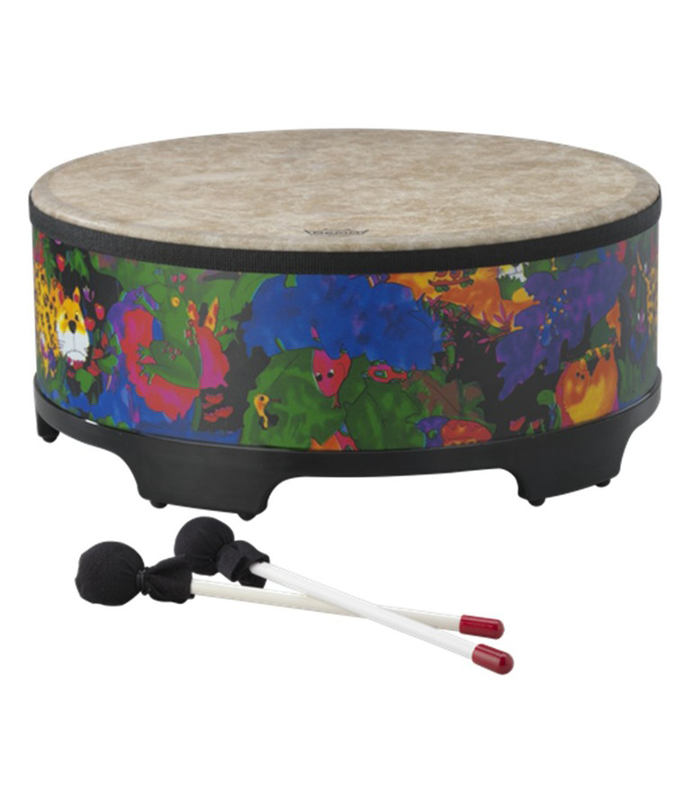 Buy remo Drum KIDS PERCUSSION Gathering Drum 18 Diamet Melody House