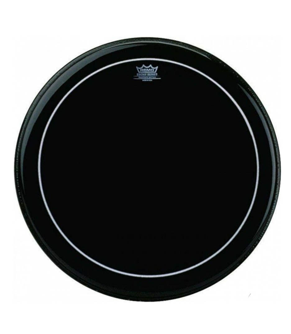 Buy remo Bass PINSTRIPE EBONY 18 Diameter Melody House