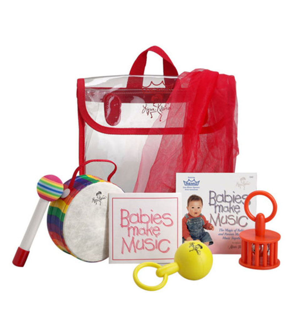 Buy remo Babies Make Music Kit w DVD Melody House