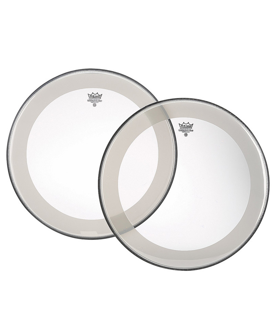 buy remo bass powerstroke 4 clear 20 diameter with im