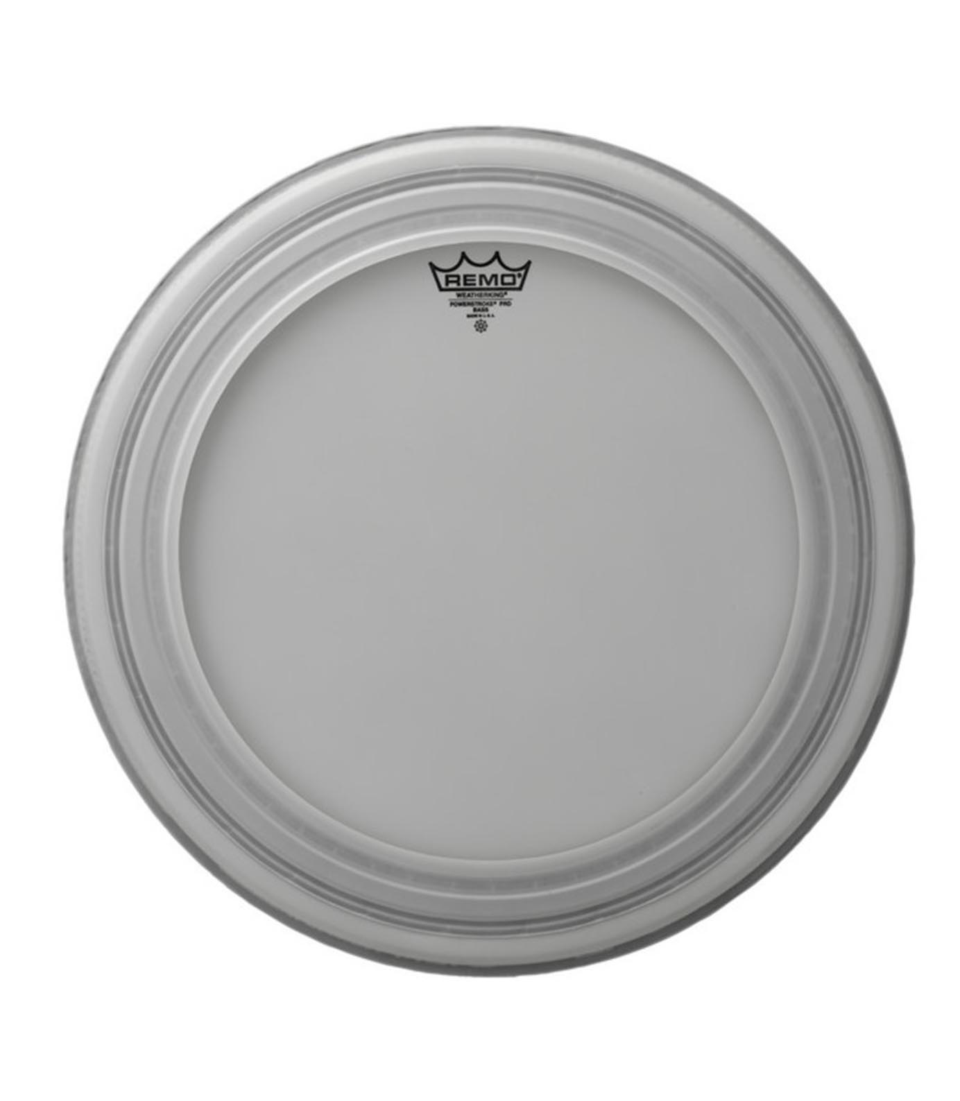 Buy Remo - Bass POWERSTROKE PRO Coated 24 Diameter