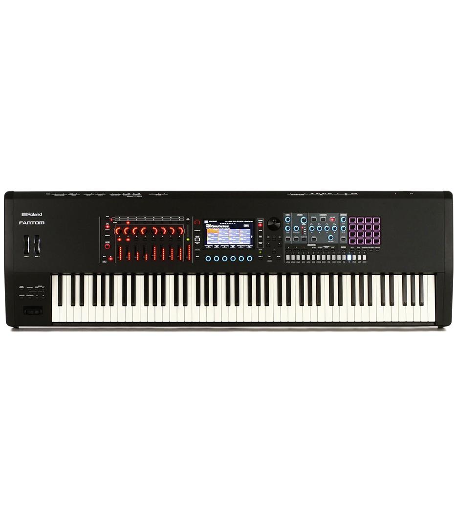 buy roland fantom 8 88 keys synthesizer keyboard