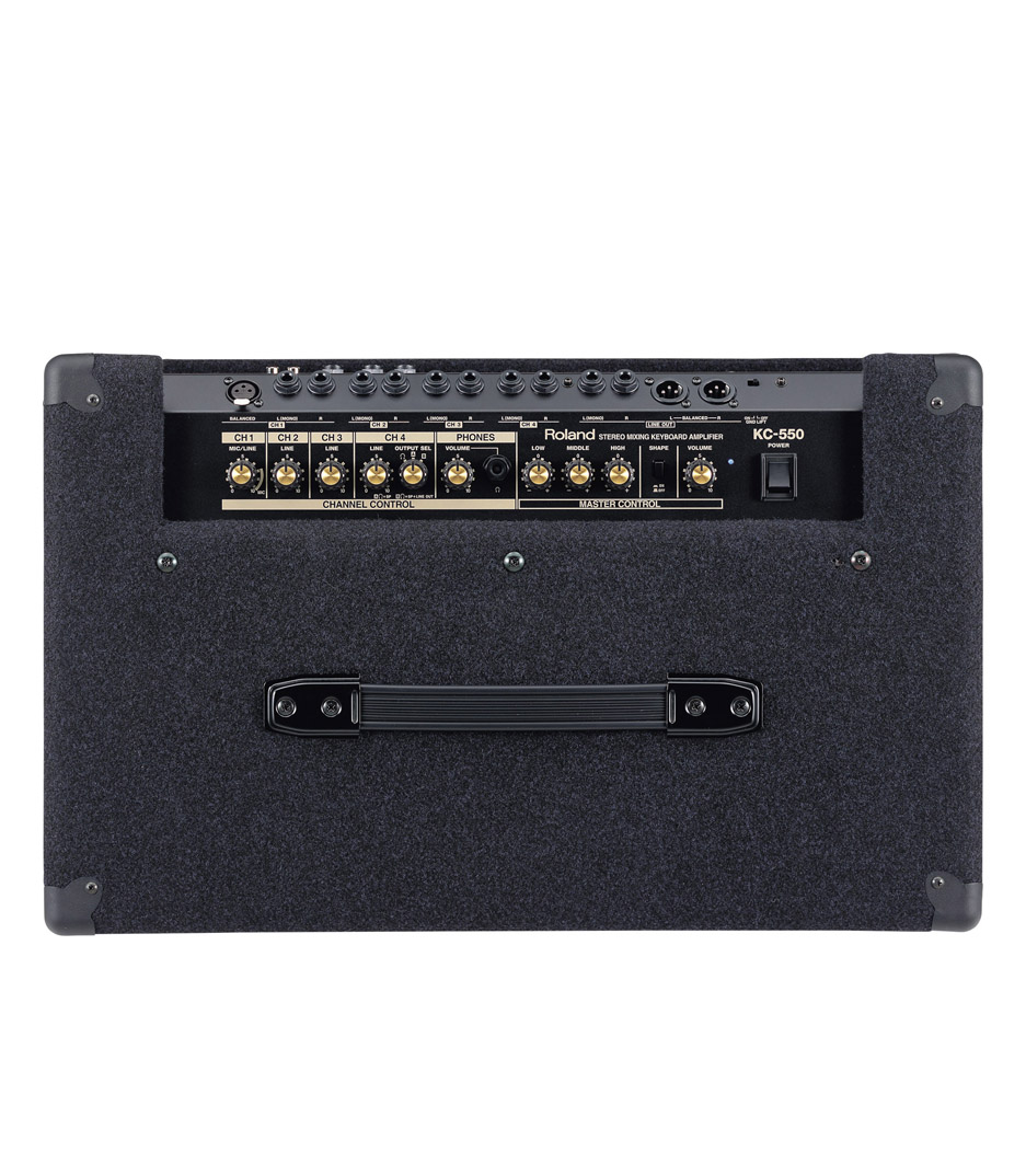 Roland - KC550 Keyboard 180 Watt Combo Amplifier - info@melodyhousemi.com