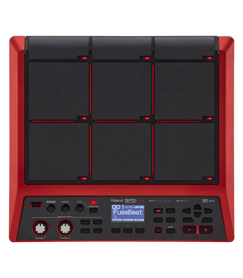 Roland - SPD SX SE Percussion and Sampling Module Special e