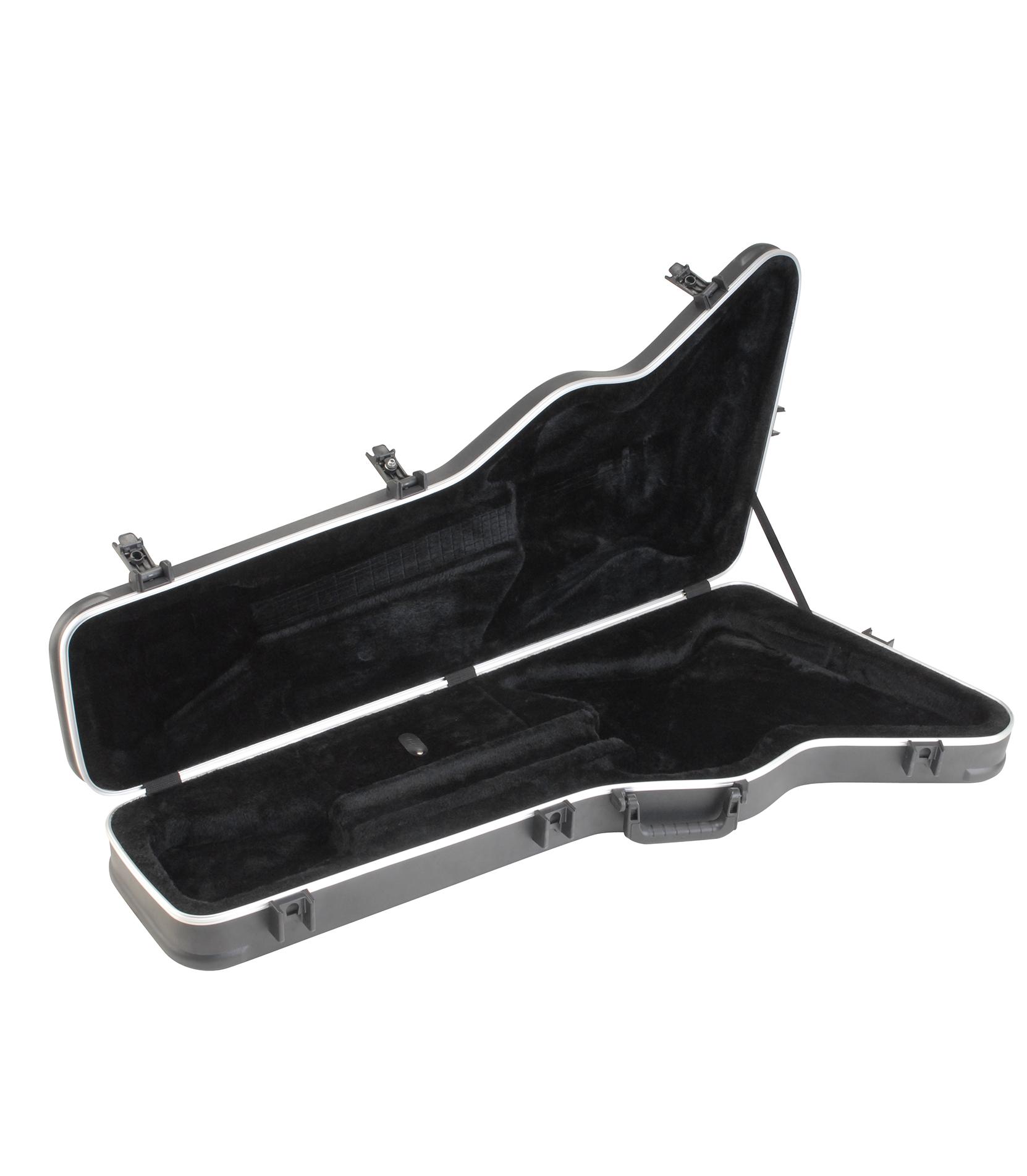 Melody House Musical Instruments Store - 1SKB 63 Explorer Firebird Type HardshellTSA La