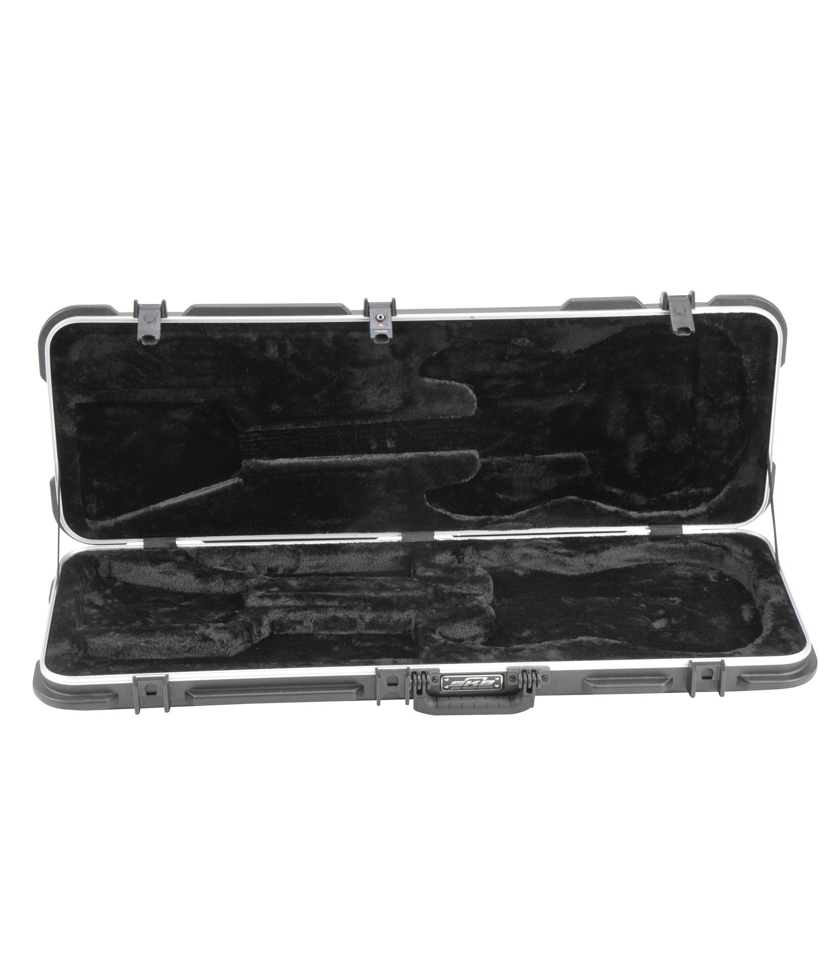 Melody House Musical Instruments Store - 1SKB 66 Electric Rectangular HardshellTSA Latc