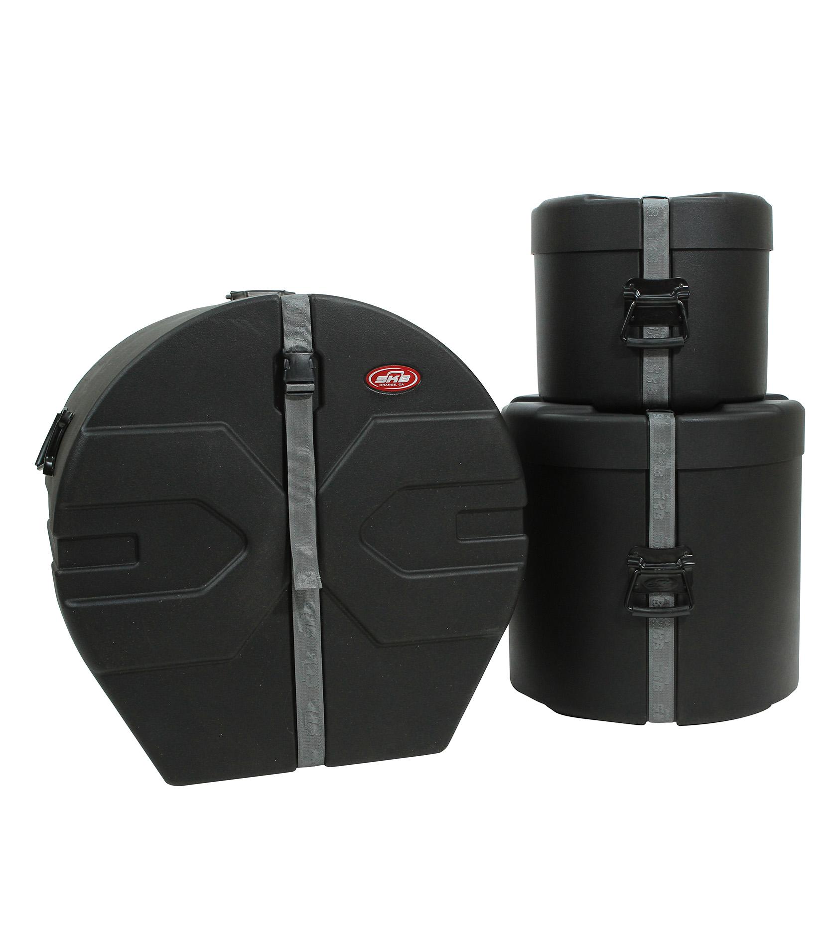 buy skb 1skb drp2 drum package 2 includesd1822 d1012