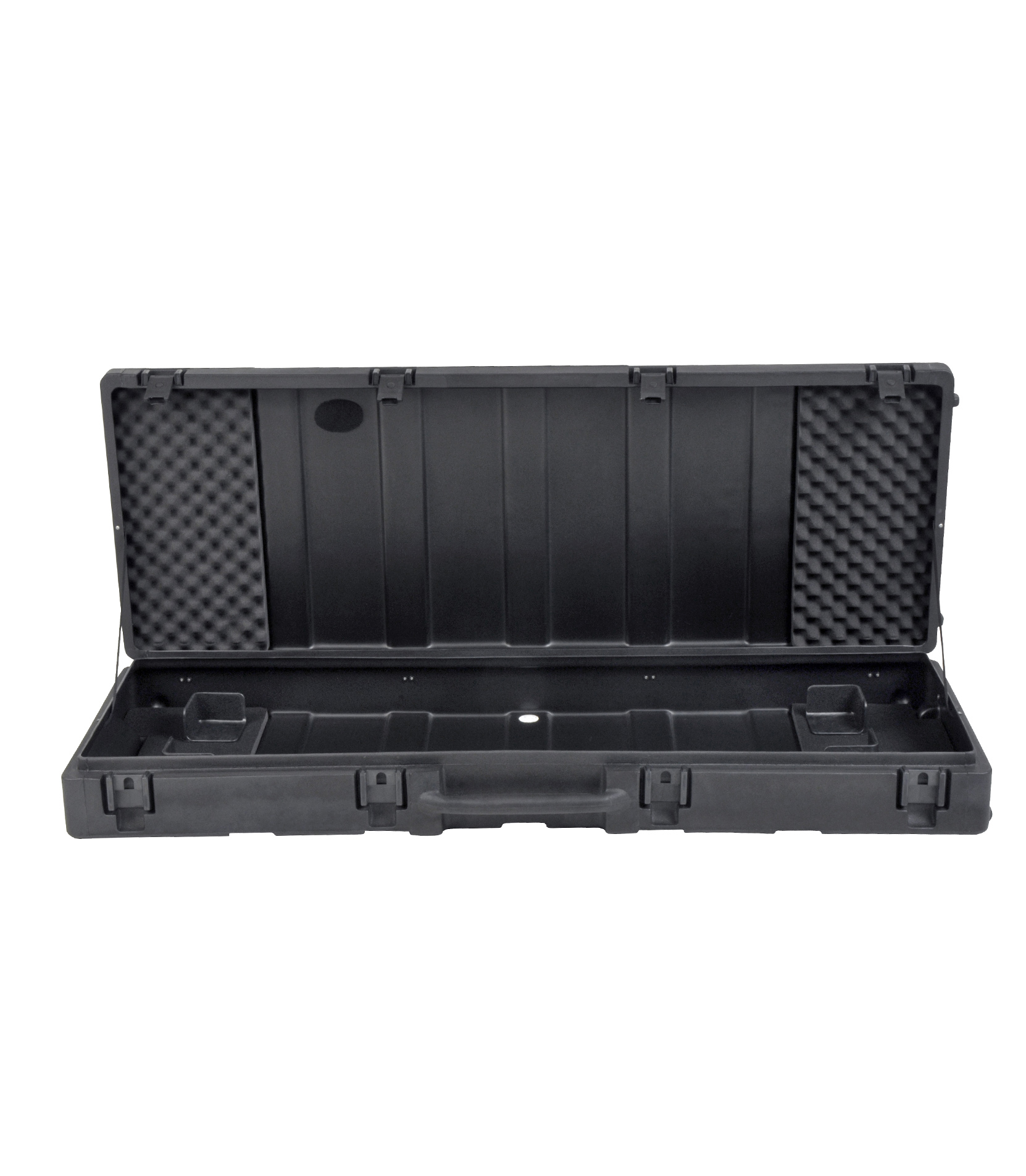 Melody House Musical Instruments Store - 1SKB R6020W 88 Note Roto Mold case w wheels
