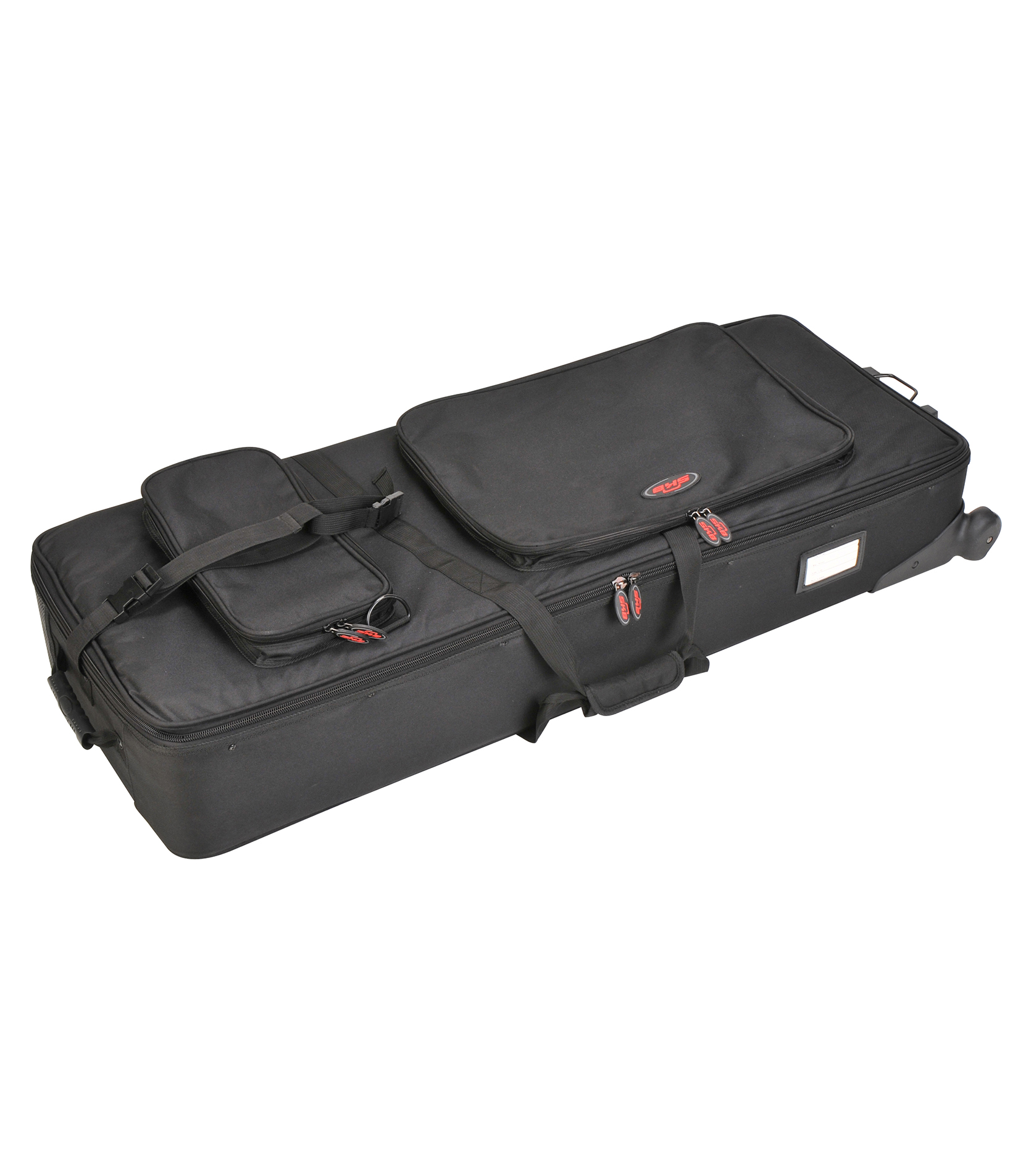 skb - 1SKB SC61KWSoft Case for 61 Note Keyboard - Melody House