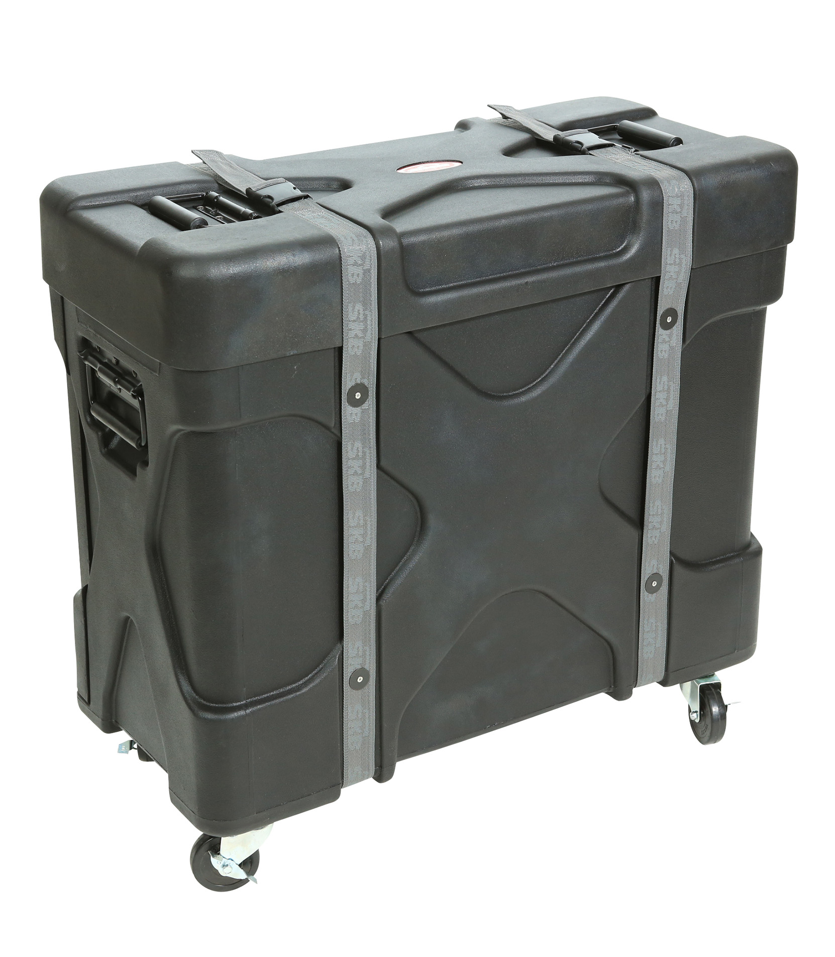 Melody House Musical Instruments Store - 1SKB TPX2 Trap X2 Drum Hardware Case w built in C