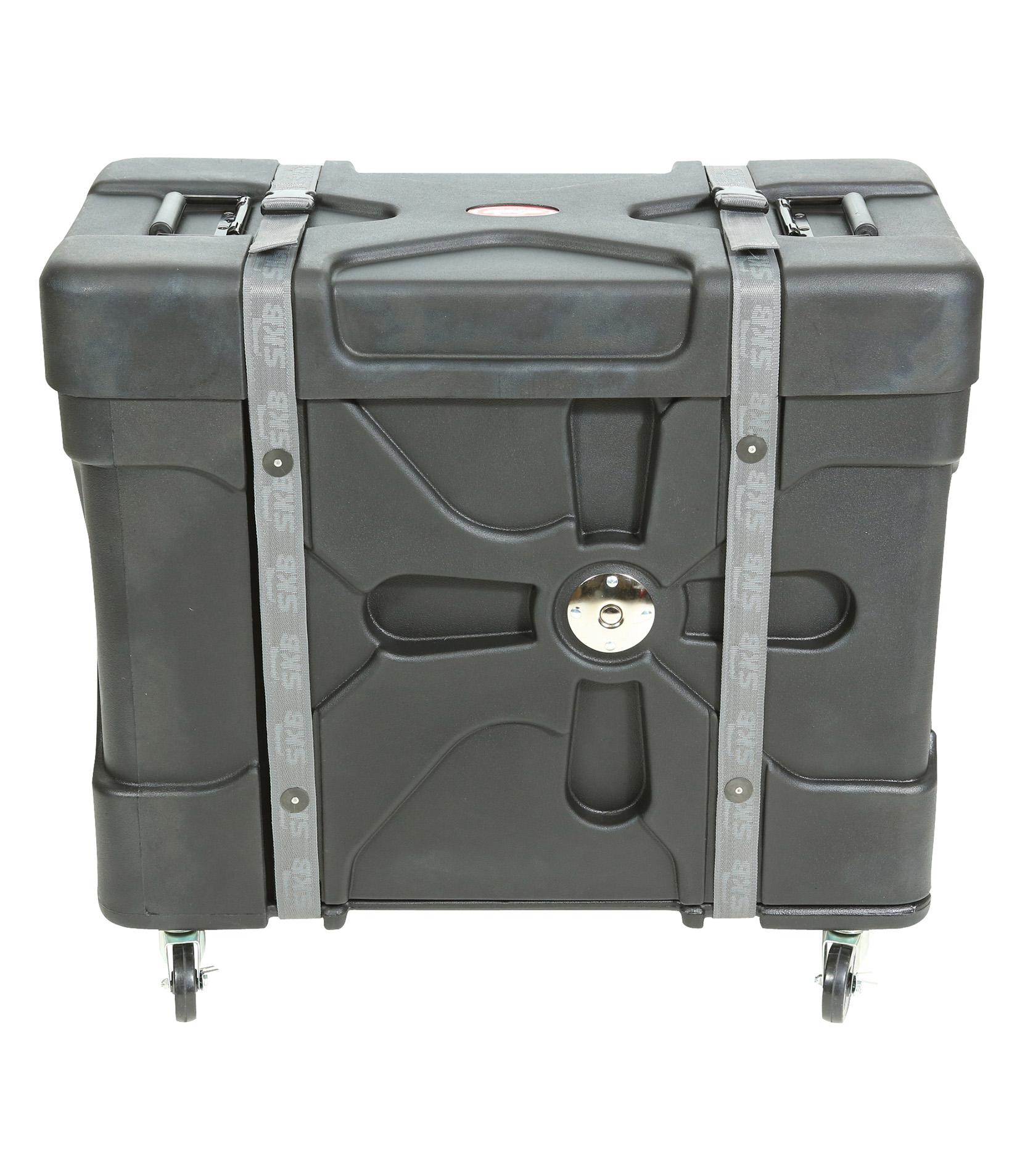 buy skb 1skb tpx2 trap x2 drum hardware case w built in c