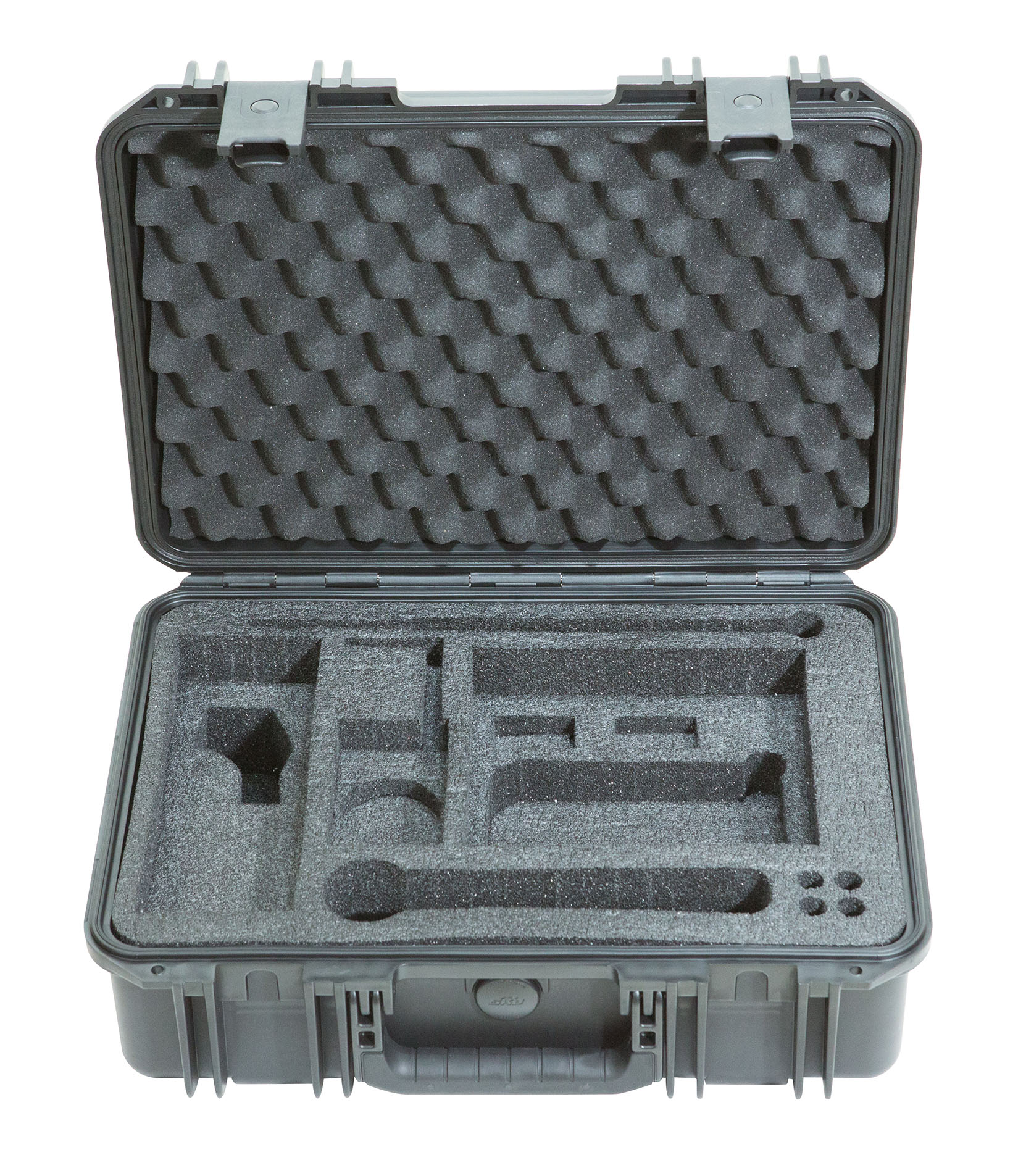 buy skb 3i 1711 xlx injection molded case w foam for shur