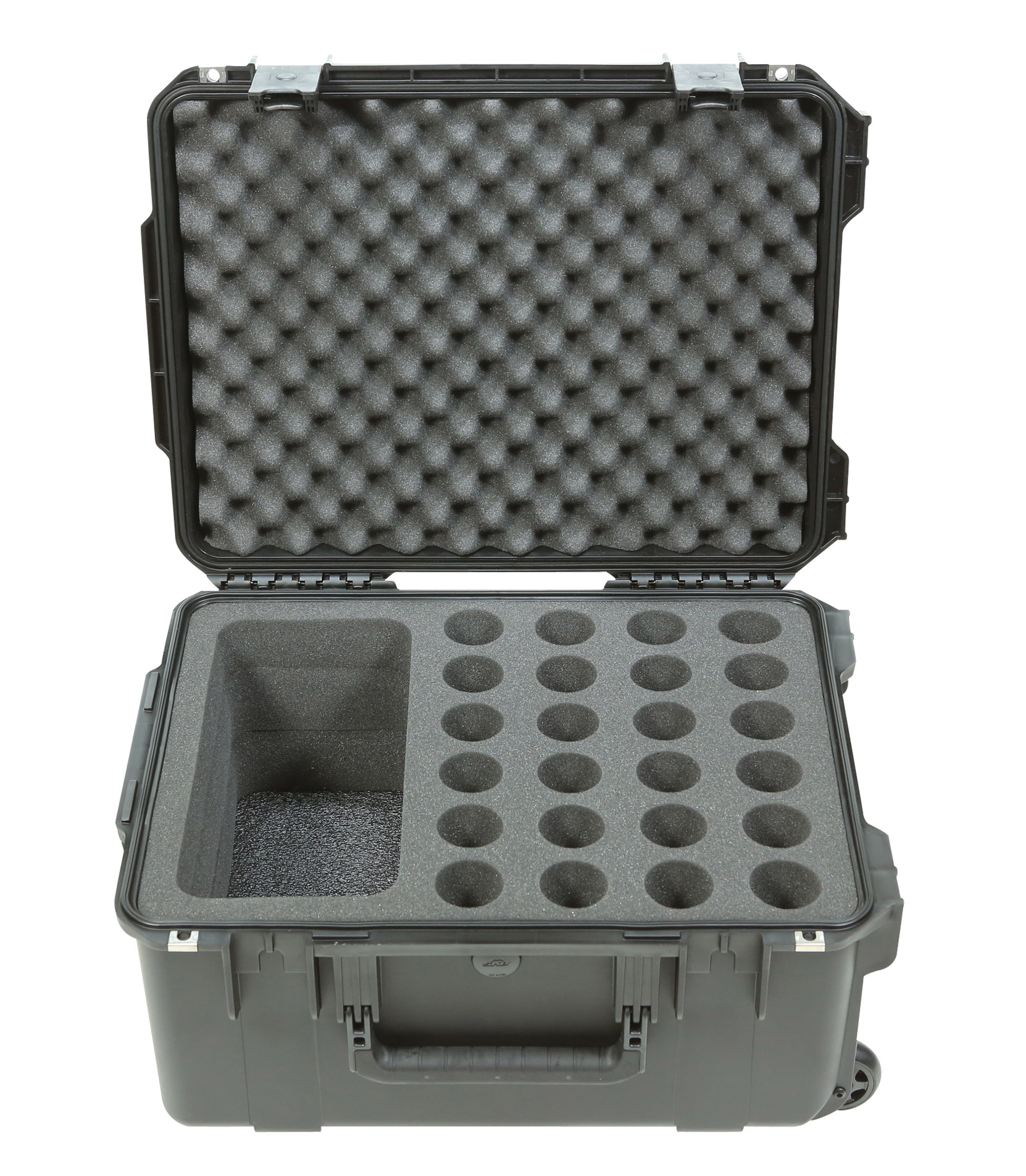 buy skb 3i 2015 mc24 injection molded case w foam for 24