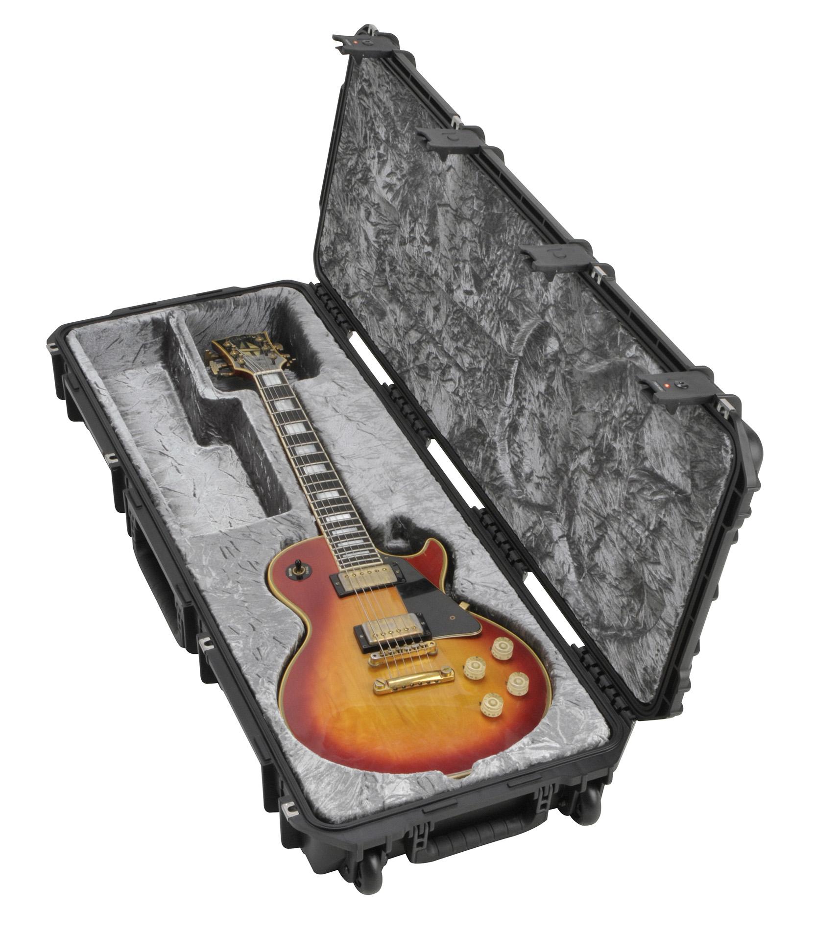 skb - 3i 4214 56 Injection molded Les Paul Flight Case - Melody House