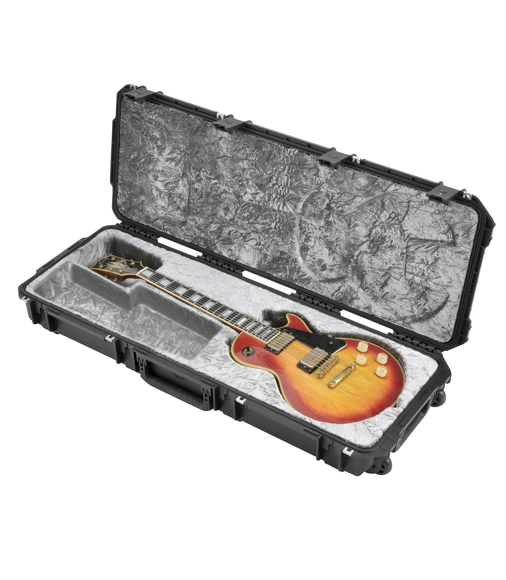 skb - 3i 4214 56 Injection molded Les Paul Flight Case - info@melodyhousemi.com
