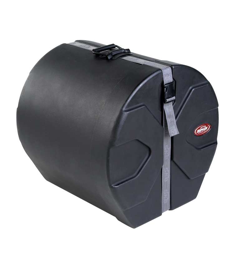 buy skb 1skb d1616 16 x 16 floor tom case w padded interi